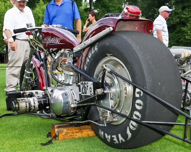 Ray Price Drag Bike