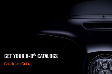 Get your H-D Catalogs