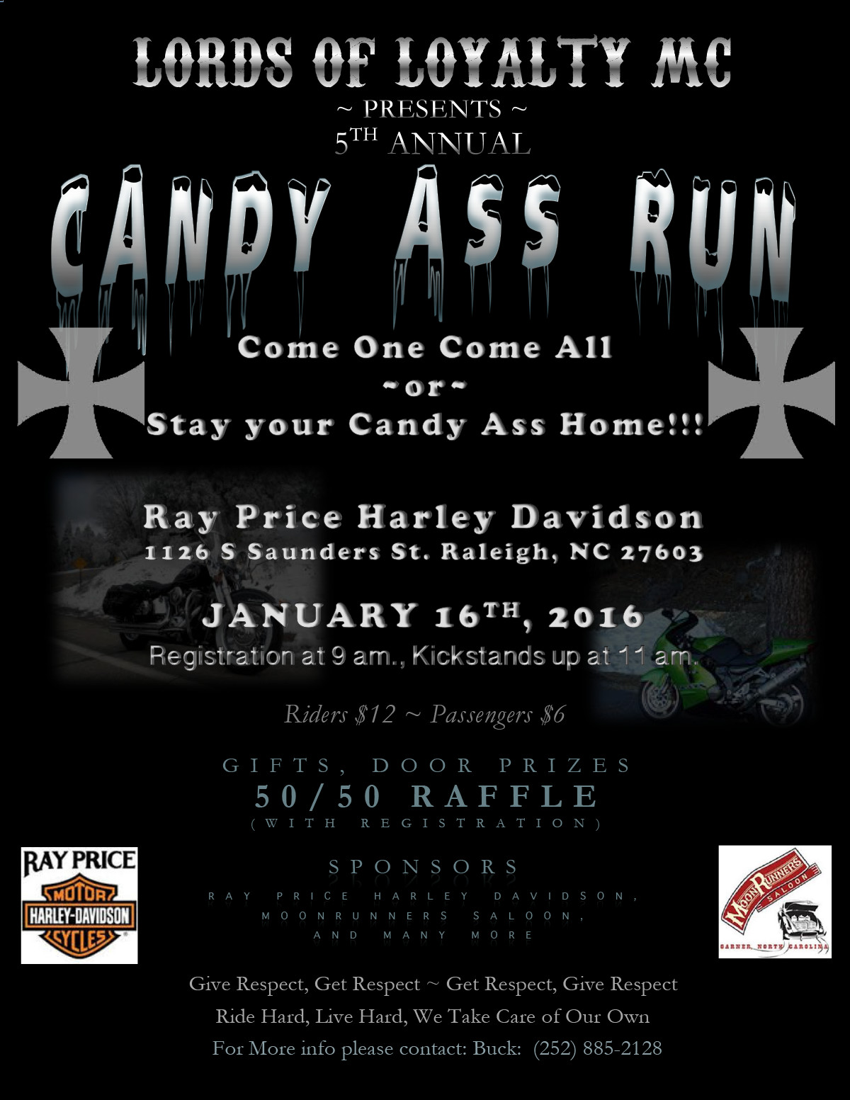Candy Ass Run