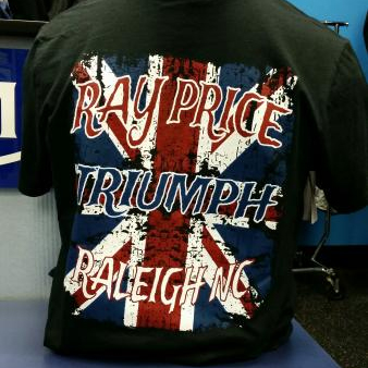 Ray Price Triumph T-Shirt