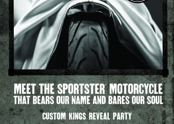 Custom Kings Reveal Party