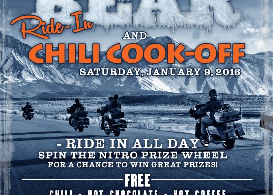 Polar Bear Ride-In & Chili Cook-Off
