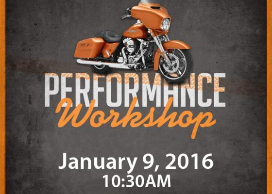 Performance Workshop